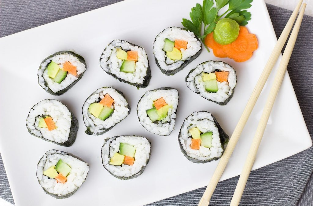 From Humans to Machines: The Evolution of Making Sushi
